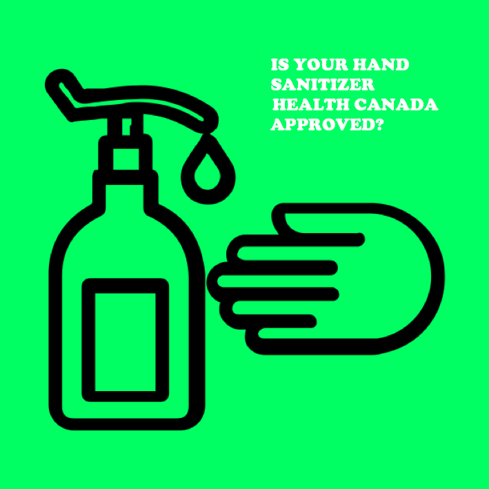 Hand Sanitizer Health Canada Approved | Rapid Protectant